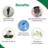 diabetic care powder benefits