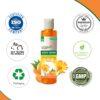 arogya orange body wash