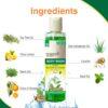 arogya tea tree body wash ingredients