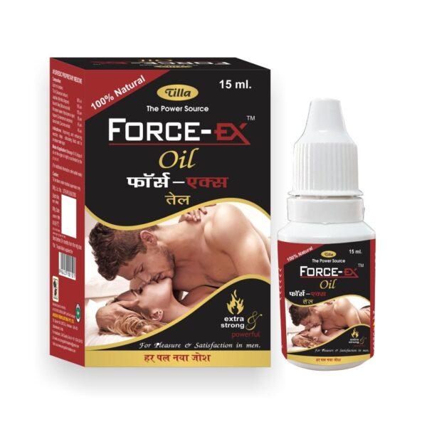 Arogya Force Ex Oil