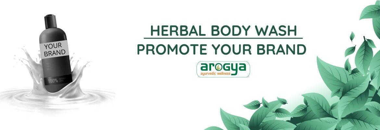 arogya third party body wash manufacturer